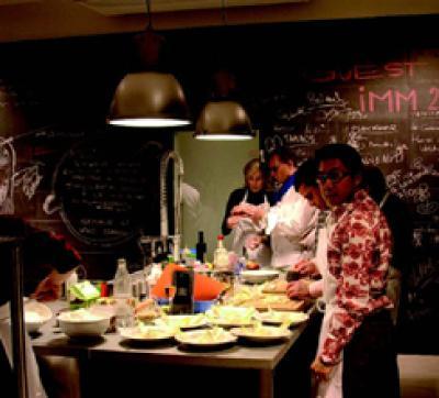 Team building des id es neuves pour f d rer vos quipes for Apprendre la cuisine italienne