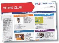 Les adhérents au programme de fidélité se connectent régulièrement sur le site dédié, permettant un accès centralisé à l'ensemble des outils proposés par le Club.