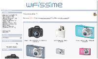 Le site de vente en ligne Wifissime.com, membre du programme Resoclub.