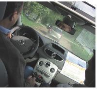 Les essais sur route avec un client sont déterminants pour la vente. Un atelier sur ce sujet était donc prévu.