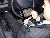 Legall Frères a équipé ses commerciaux nomades de micro PC dotés d'un écran tactile «