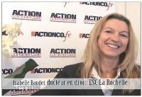 Isabelle Baudet, docteur en droit, ESC La Rochelle
