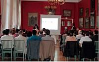 Areva a reçu les équipes de ReadSoft avec leurs prospects pour leur expliquer comment elle utilise le logiciel de numérisation de l'éditeur.