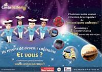 Avec son jeu-concours baptisé Costacademy, Costa Croisières teste les agences sur leur connaissance de son offre.