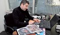 Philippe Roekhaut consacre ses mardis à travailler les questions marketing, notamment sur la newsletter Beringer.