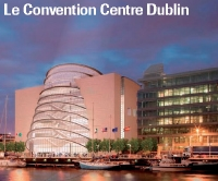 Le convention Centre Dublin