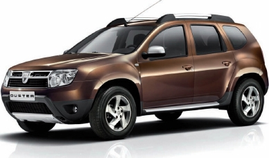 dacia duster un 4x4 pour le prix d 39 une citadine. Black Bedroom Furniture Sets. Home Design Ideas