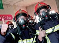 Les pompiers de Gurcy-le-Châtel ont accueilli près de 300 vendeurs.