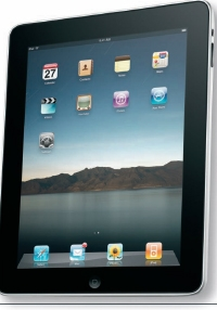 De gauche à droite: iPad et Fusion Garage JooJoo.