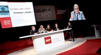 Différentes conférences étaient au programme de la première édition d'Ugap Expo.