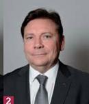 Charles Battista, président du Club Premier/membre du Comité exécutif national DCF