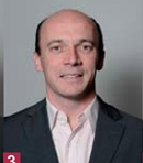 Damien Bayle, european director/on line business unit pour Arkadin