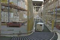L'entrepôt de Senlis dans lequel sont préparées les commandes.