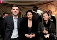 Laurent Bailliard, Action Commerciale, Stéfanie Moge-Masson, Editialis, et Agnès Brigot, Nexity Solutions.