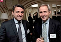 Jean-Loup Savigny, Arval, et Jacques Coquerel, Cegos