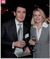 Hervé Vauvillier, Hôtels Lucien Barrière, et Amélie Huruguen, Belambra.