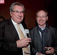 Olivier Maurel, Circular, et Philippe Cadiou, Daytona.
