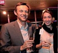 Yves Guichaoua, Gemalto, et Laurianne Dijol, CAA.