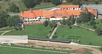Le centre équestre Lazar, près de Budapest.
