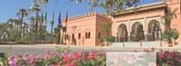 Le centre de congrès de Marrakech.