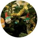 Un concours du plus beau sapin de Noël afin d'entretenir «l'esprit concours».