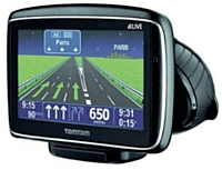 Athlon Car Lease met à la disposition de ses clients un GPS TomTom HD Traffic.