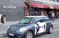 Alphabet France a mis en place une flotte de quatre véhicules en libre service chez Accenture.