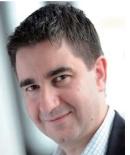 Frédéric Mistler, responsable de l'offre mobilité chez Micropole