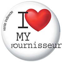 I LOVE MY Fournisseur