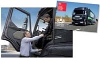 Lors de la remise en main propre d'un véhicule, Renault Trucks demande aux livreurs de son réseau de concessions de mener une enquête e satisfaction client.