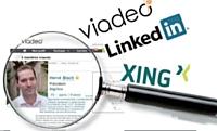 Les réseaux sociaux sont un bon moyen pour évaluer les profils atypiques, mais aussi pour prendre contact avec eux.