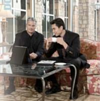 Le choix d'un hôtel d'affaires comme cadre pour l'entretien est une garantie de discrétion pour le candidat.