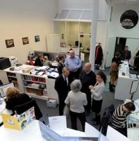Des workshops sont organisés au siège de l'entreprise entre des commerciaux et une cinquantaine d'hôteliers.