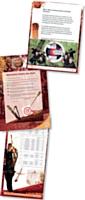 L'habillage du challenge sur le thème de Robin des bois est repris sur tous les supports: e-mails, intranet...