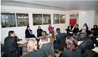 Reims Management School vient d'ouvrir le club C3, dédié à la stratégie commerciale et au développement client.