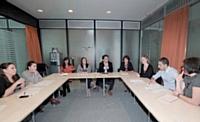 Carlo Olejniczak n'hésite pas à improviser des séances de brainstorming avec ses collaborateurs.