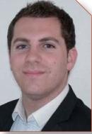 Julien Pelon, 24 ans, étudiant à l'ESC Clermont