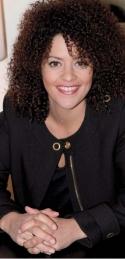 Sara Boubaker, directrice du réseau d'agences de Linkeo