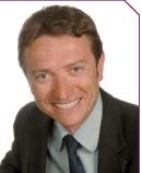 David Gray, directeur général en charge des ventes de la société Numen Europe, spécialisée dans l'externalisation de services
