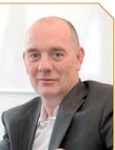Thierry Pommier-Petit, key account executive chez Continental Automotive, spécialisé dans les équipements automobiles