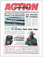 Créé en 1982, Action Commerciale aborde dès le début des sujets d'actualité et de réflexion pour les managers commerciaux: rémunération des vendeurs, informatisation des équipes, gestion du stress au sein des forces de vente, ou encore définition d'une politique de prix...