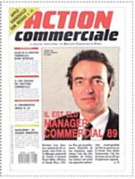 En juin 1989, Action Commerciale inaugurait un événement qui est aujourd'hui une référence au sein de la profession: l'Election du manager commercial de l'année. Le premier à recevoir le prix, élu par les lecteurs du magazine, était Christian Lirot, à l'époque directeur commercial de Legrand.