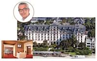 L'hôtel Hermitage Barrière de La Baule (44).