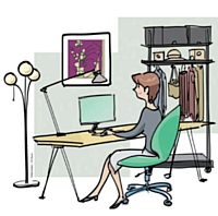 Télétravail: comment le mettre en oeuvre au sein de sa force de vente?
