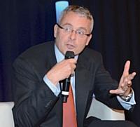 Arnaud Barral, directeur des ventes de Volkswagen France