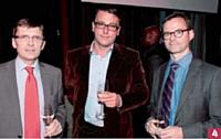 Les lauréats des Trophées Action Commerciale.