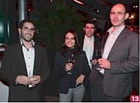Benoît Chaveau, CinéChèque, Amélie Moynot, Action Commerciale, Valérie Ygon et André Ziadé, CinéChèque.