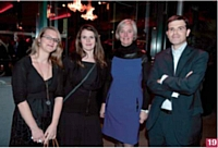 L'équipe d'Havas Motivation et les collaborateurs de son client Danone.