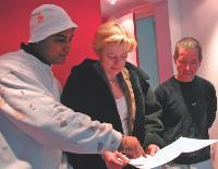 Sylvie Le Guellec a redresse son entreprise après de gros efforts de gestion