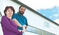 Les Seillier ont pu fêter les dix ans de leur entreprise grâce à leur ténacité.